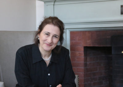 Q&A with Shira Nayman