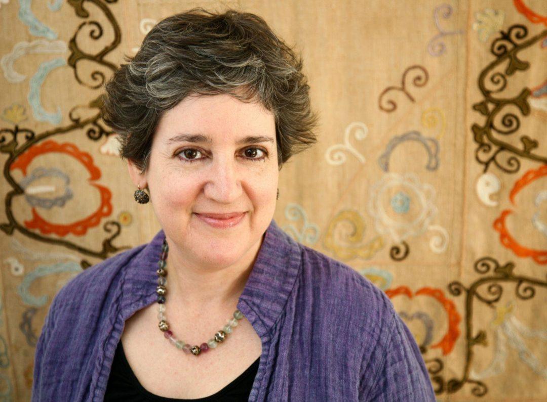 Interview with Julie Burstein