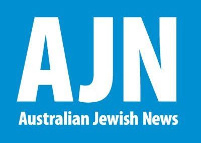 Interview with Australian Jewish News